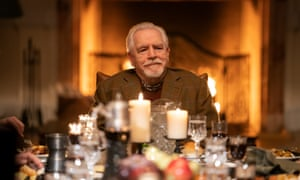 Master of cruelty … Brian Cox as Logan Roy in Succession. Photograph: Peter Kramer/HBO