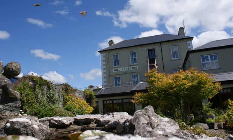 Wild Honey Inn, Clare, Ireland.