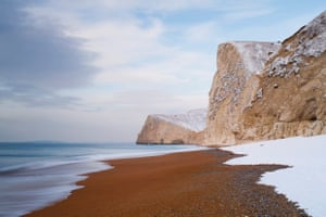 Bat's Head, Dorset, by Andy Farrer – this year's overall winner