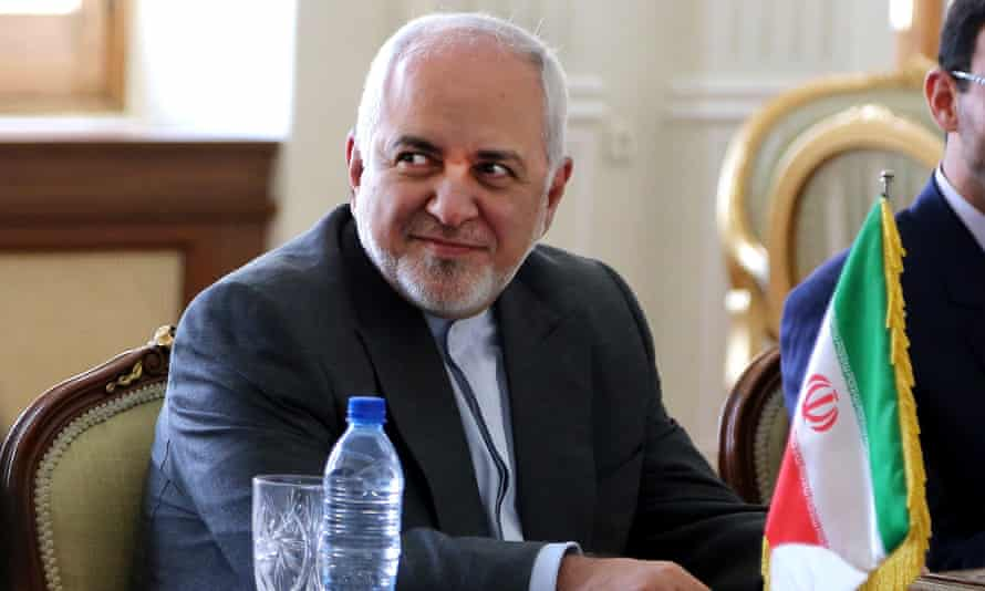 Iran's Foreign Minister Mohammad Javad Zarif says US sanctions on him will have 'no effect'.