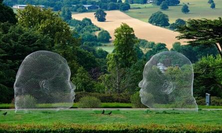Yorkshire Sculpture Park, open air museumUnited Kingdom, England, Yorkshire, Wakefield