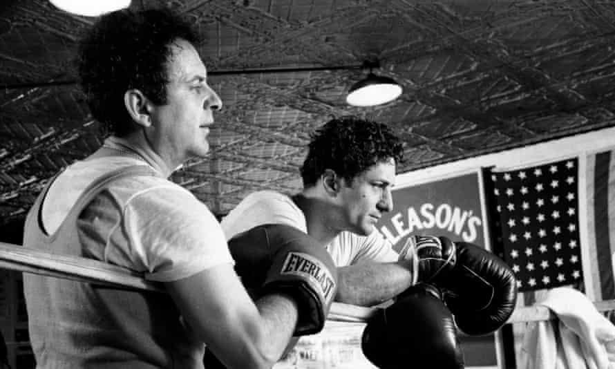 Joe Pesci and Robert De Niro