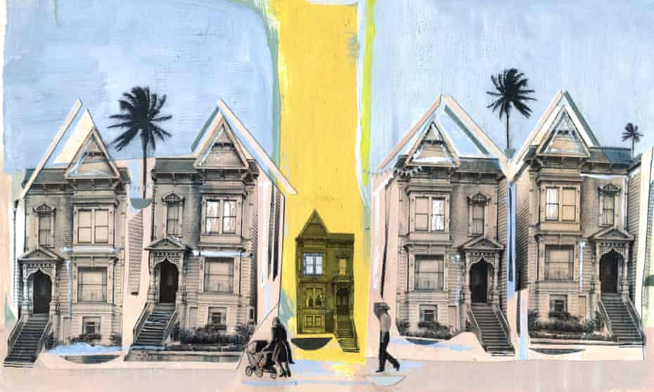 Middle class in a wealthy neighborhood: a recipe for resentment?