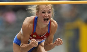 Russia's Elena Slesarenko has tested positive from the 2008 Olympics but she keeps her 2004 gold medal as that is beyond the statute of limitations.
