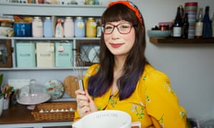 Kim-Joy's animal biscuits and warm personality delighted TV audiences on the Great British Bake Off