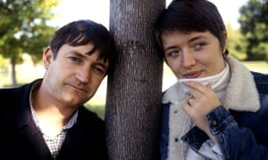 'I wrote a short story that became a bitchy song' … Paul Heaton and Jacqui Abbott in 1996.
