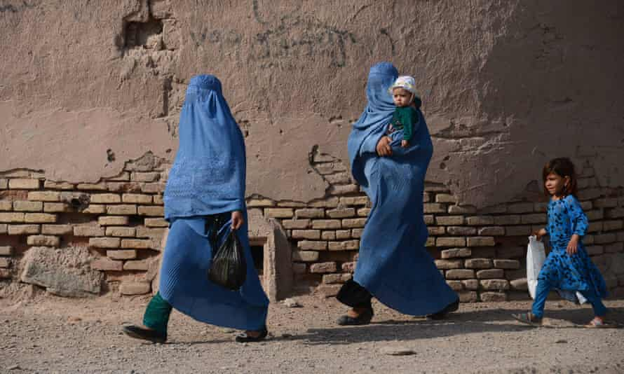 'In the case of Afghanistan, there was very much an idea that this was America taking feminism to Afghan women and liberating them from the Taliban.'