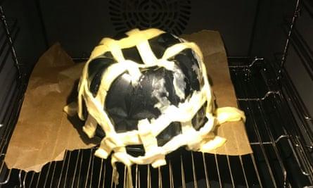 Cage rage: 'Don't make a tart in a cage. It's an absolutely stupid idea'