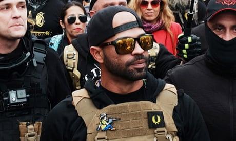 Proud Boys leader Enrique Tarrio was an FBI informant