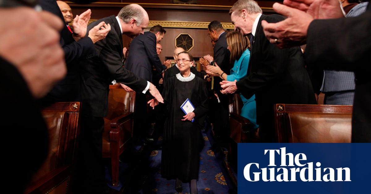 New York will honor Ruth Bader Ginsburg with statue in Brooklyn – The Guardian