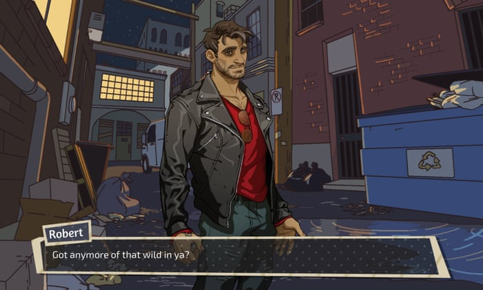 498a9888f Dream Daddy: how the gay dad dating sim became a hit game of the summer |  Games | The Guardian