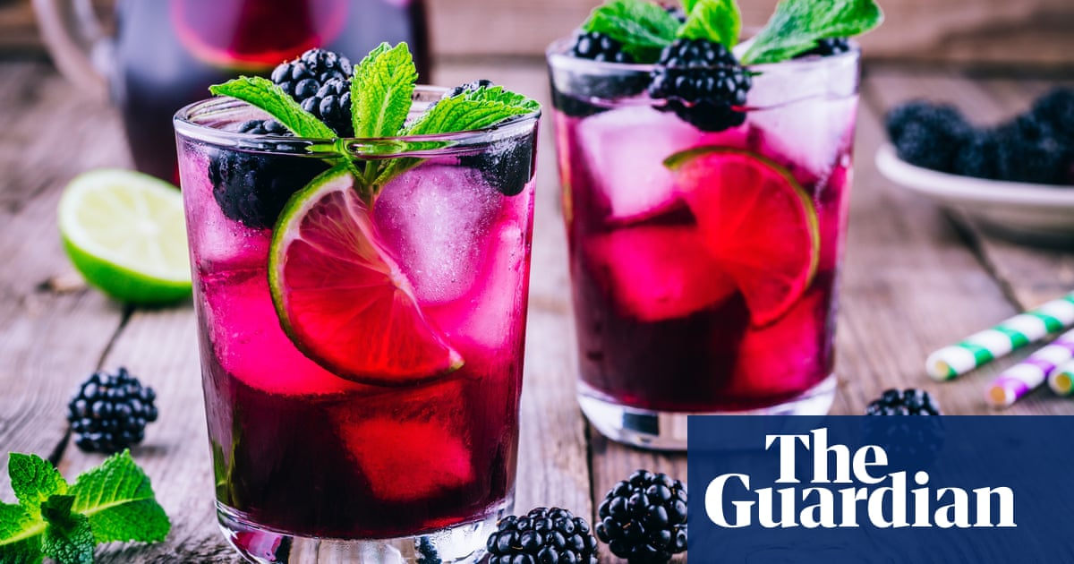 Compote, dressing or gin: what can you do with a glut of blackberries? | Food | The Guardian