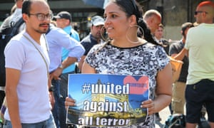'In recent times Muslims have been quick to show solidarity and support victims of other attacks, and it is now time to extend the same hand of friendship to them.'