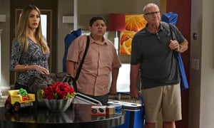 'We wanted our show to have some heart' … Modern Family.