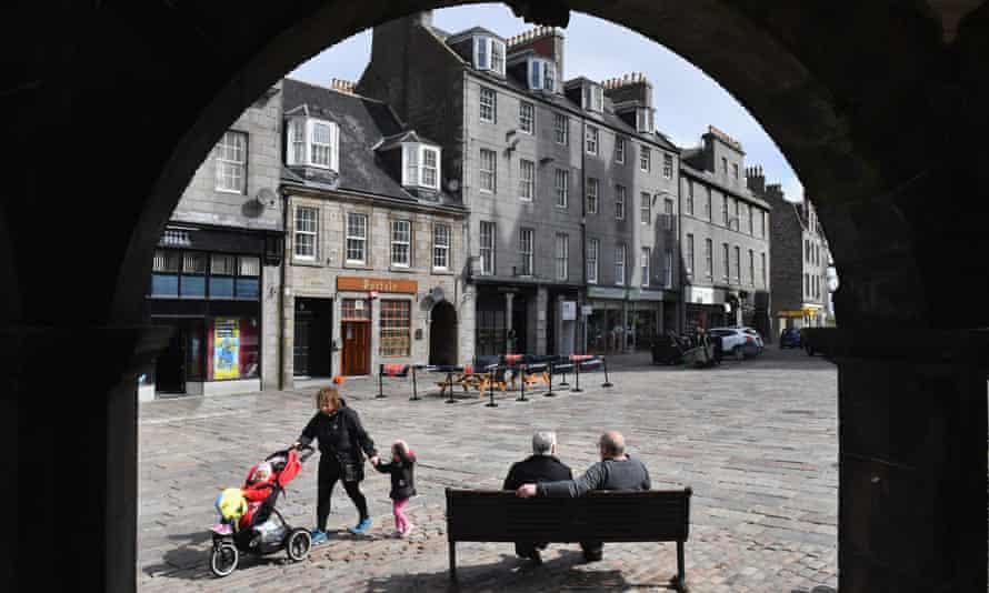 Aberdeen is regarded as low risk by insurers.