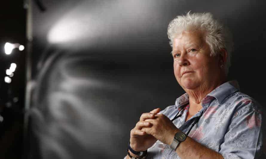 the writer Val McDermid