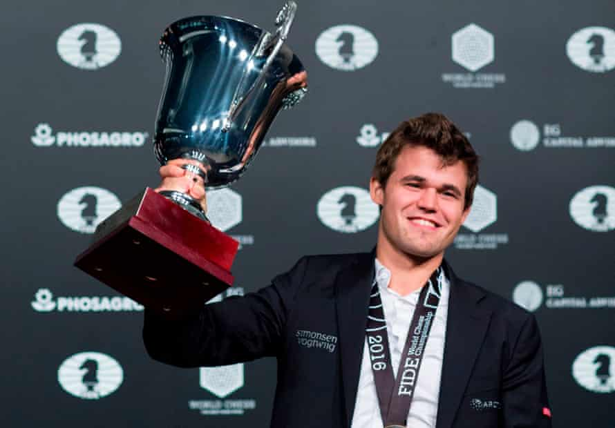 Fabiano Caruana faces Magnus Carlsen, seen by many as the greatest player of all time, for the world chess championship