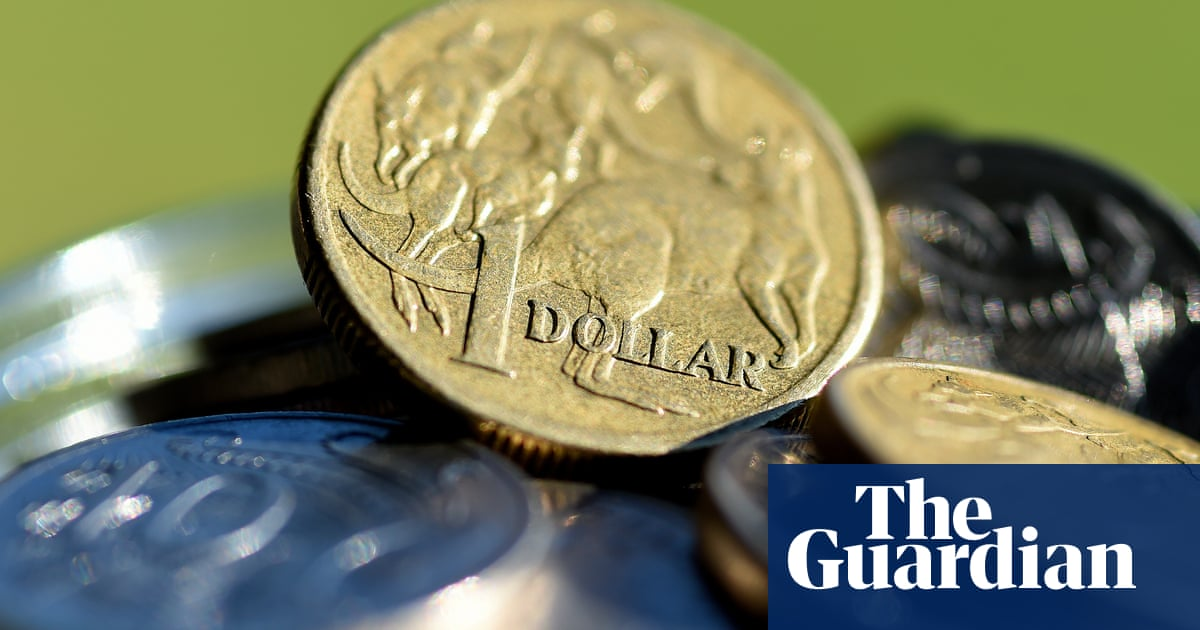 Australian dollar hits 10-year low after dipping below 70c benchmark