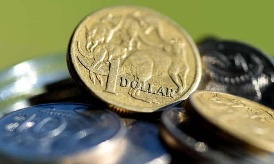 The Australian dollar and other Australian coins