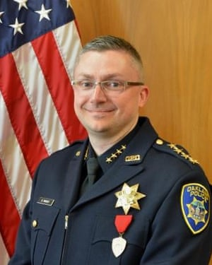 Police chief Sean Whent.