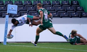 Northampton cut loose at London Irish to move within a point of ...