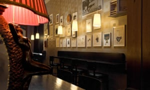 Berlin's classy cocktail pioneer: raise a glass to the Victoria Bar