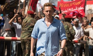 Tom Hiddleston in The Night Manager. Photographer: BBC/The Ink Factory/Des Willie