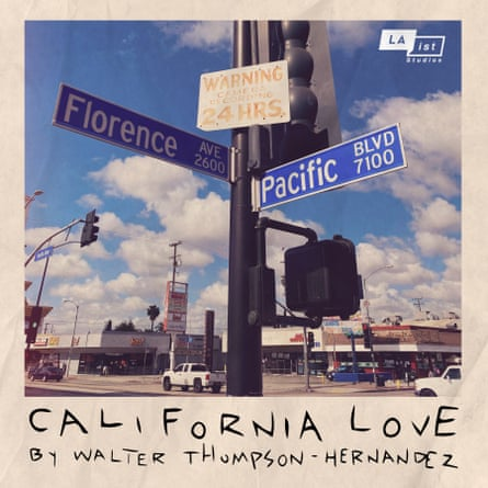 California Love podcast logo