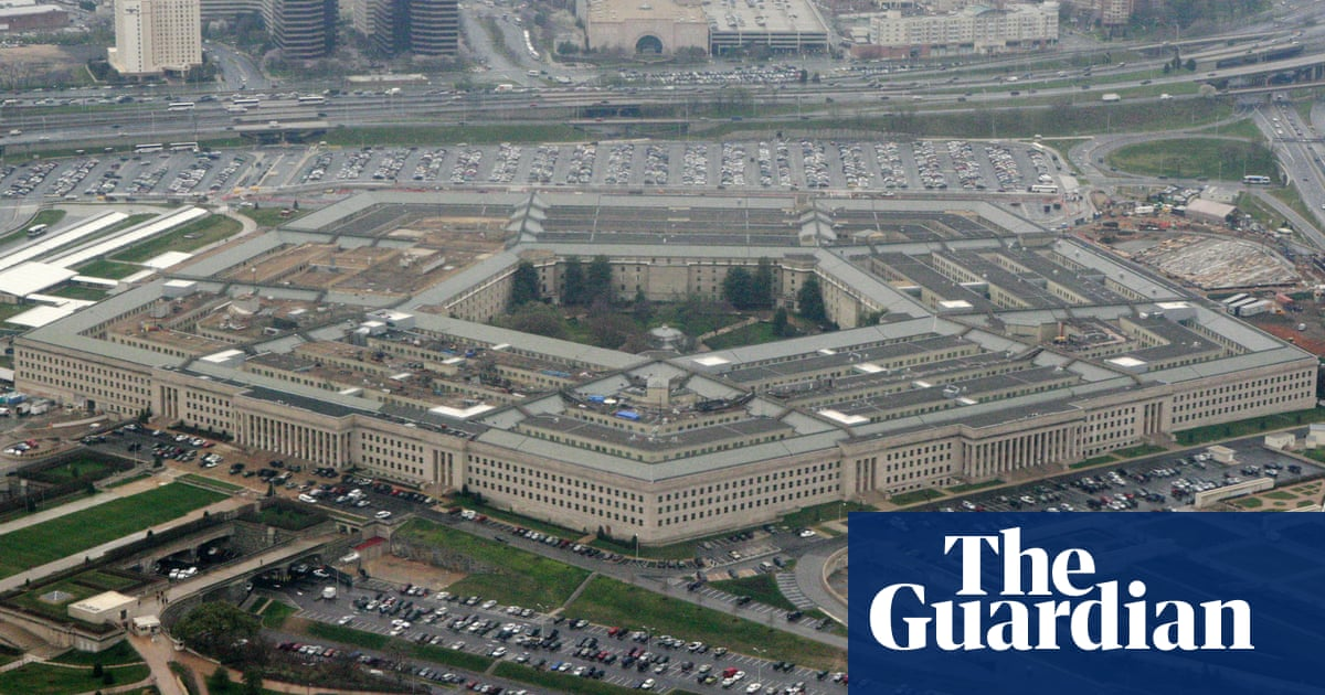 Whistleblower who spoke out on UFOs claims Pentagon tried to discredit him