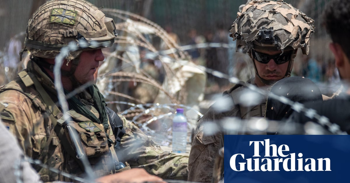 UK to push Taliban to extend Kabul exit date for western troops