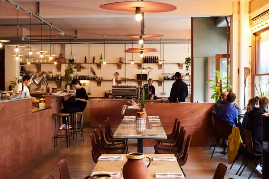 Big Jo, London N7: 'It's buzzy, vast and cosy all at the same time.'