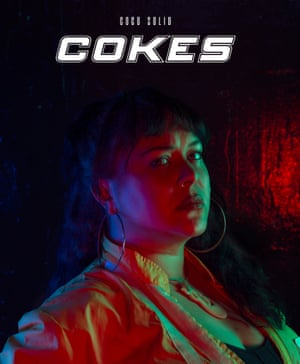 Cover image for 2018 mixtape Cokes by Coco Solid