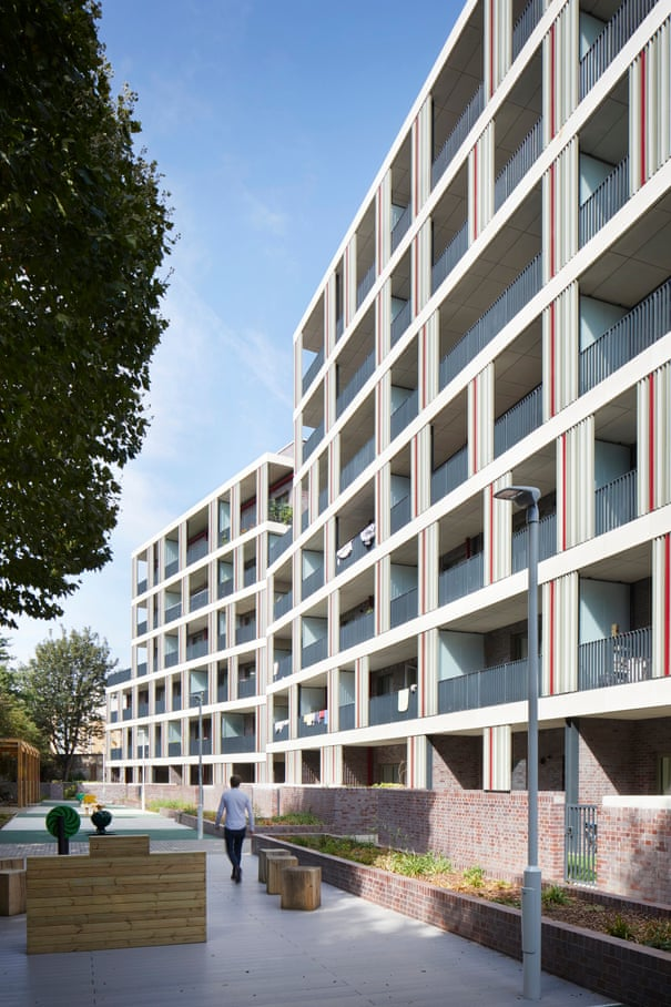 Council housing: it's back, it's booming – and this time