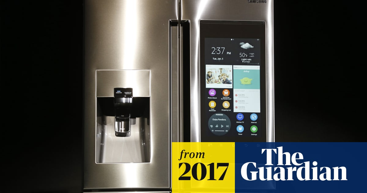 Smart Fridges And Tvs Should Carry Security Rating Police