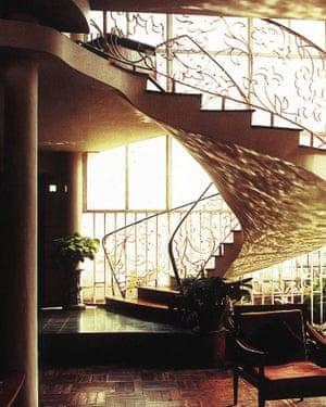 De Silva's Pererea House, Colombo 1957