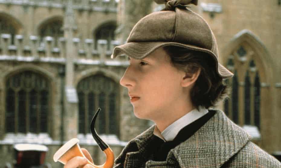 Nicholas Rowe in Young Sherlock Holmes.