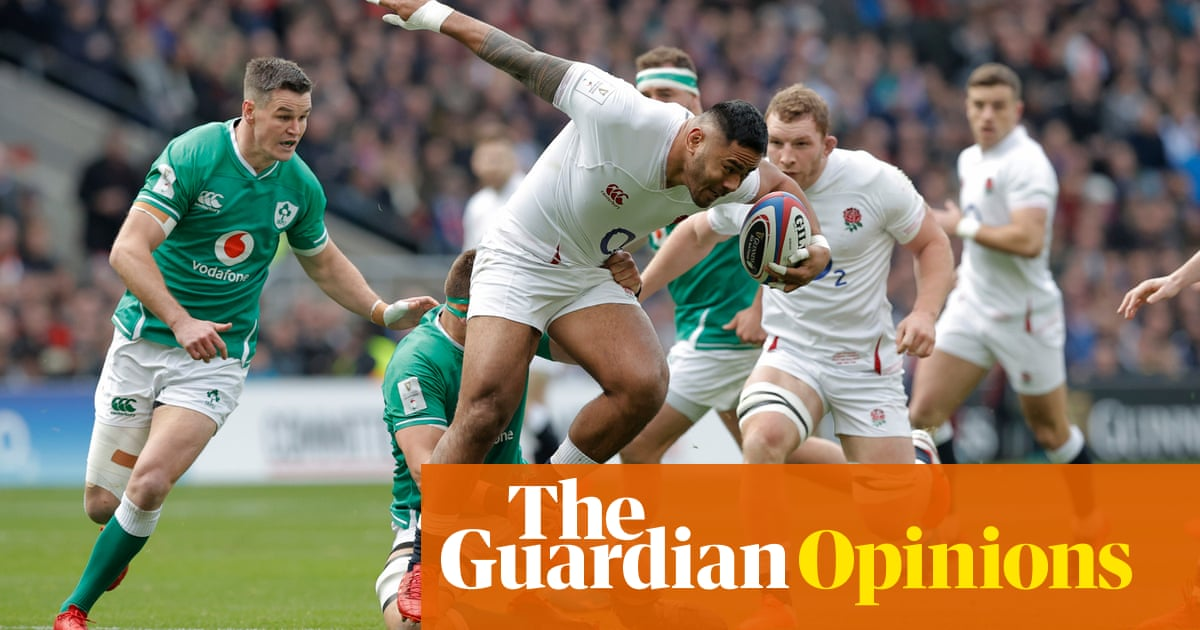 Bullish Manu Tuilagi leads charge for England with a lot left in the tank