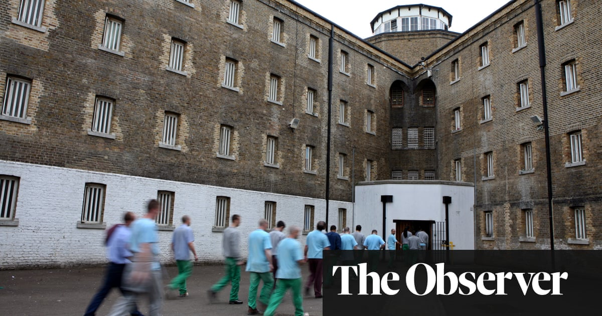 Our prisons are a national disgrace