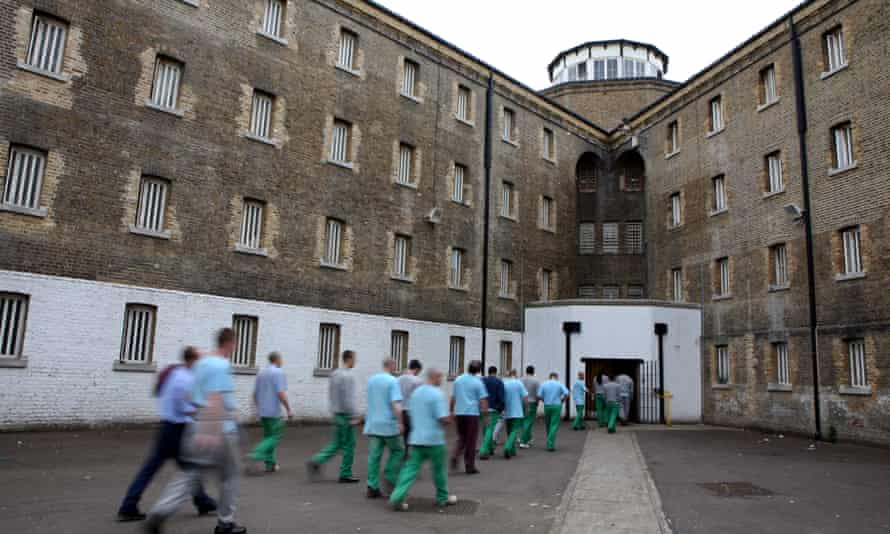 Wandsworth prison in London.