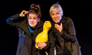 Josie Dale-Jones and Stefanie Mueller in Unconditional.