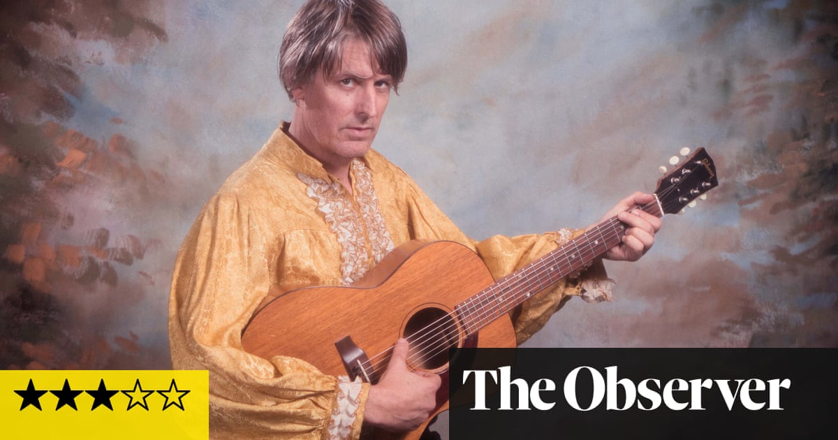 Stephen Malkmus: Groove Denied review – stark, forbidding soundscapes