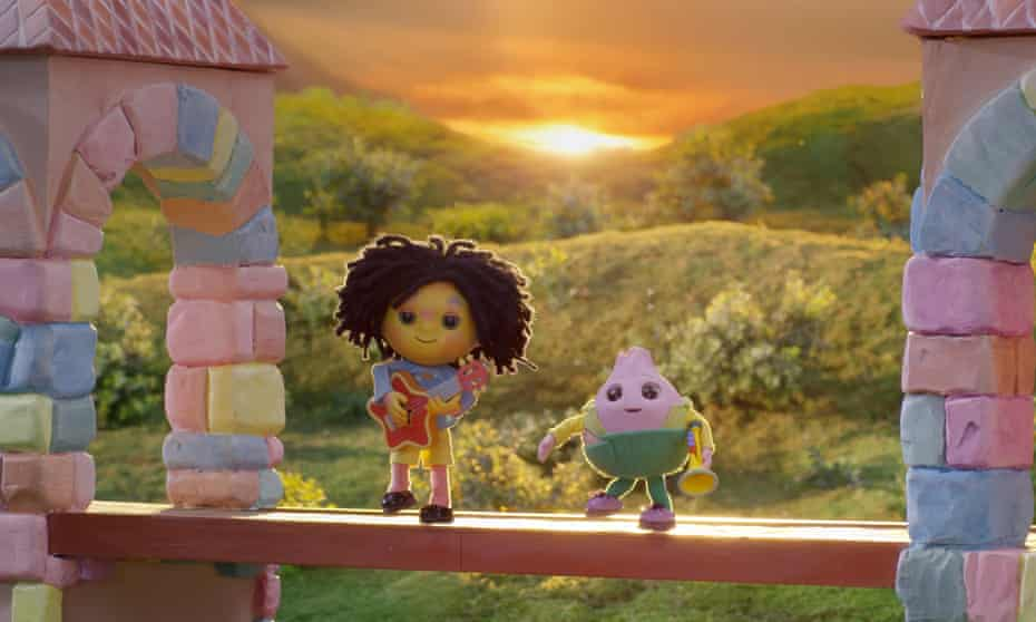 Moon And Me The New Baby Tv Show From The Genius Behind Teletubbies Children S Tv The Guardian
