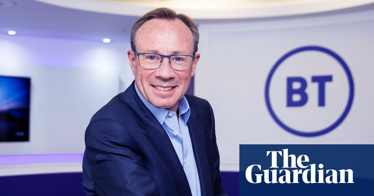 BT to invest £12bn in faster broadband and reaching remote areas
