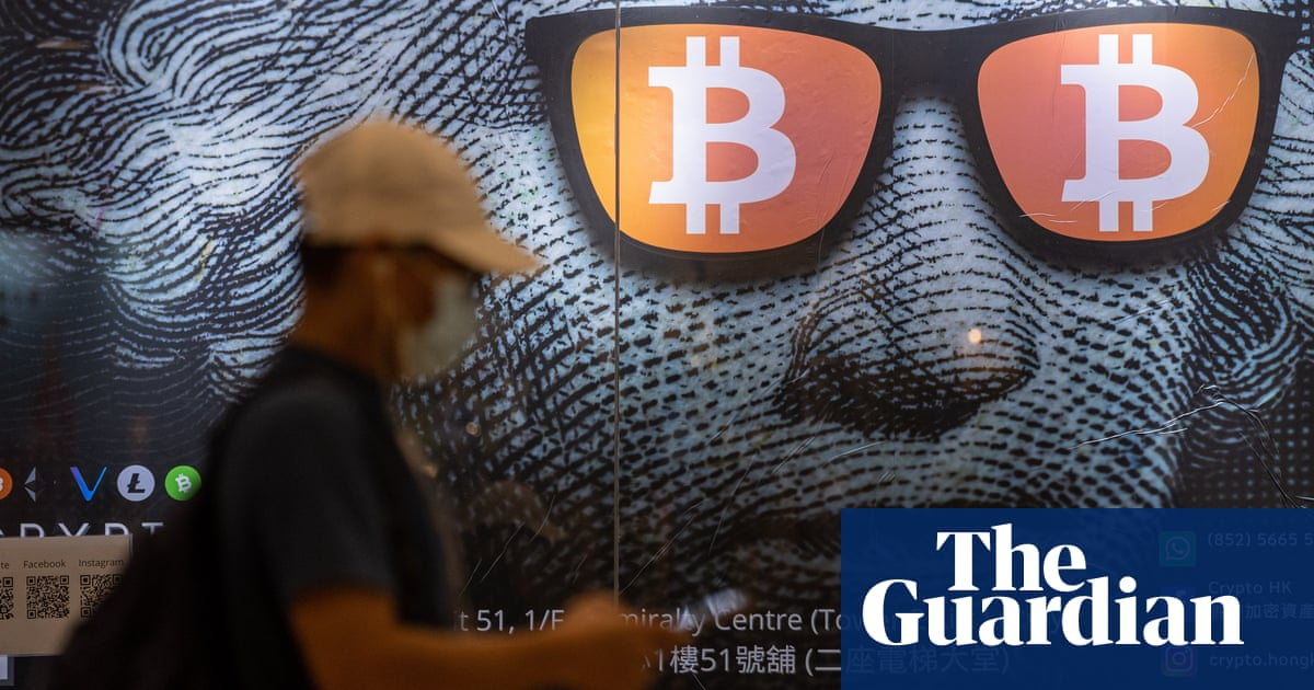 US leads world in bitcoin mining after China crackdown sends industry overseas