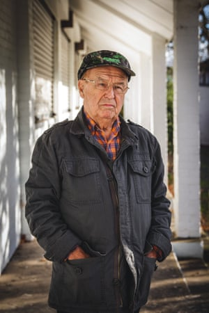 Joe Bourge, 91, secretary of Heath Park Residents Association