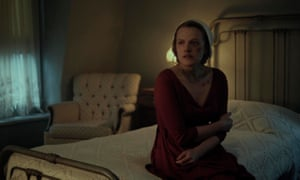 Offred wonders how they all sleepwalk through this horrible new half-life … The Handmaid's Tale.