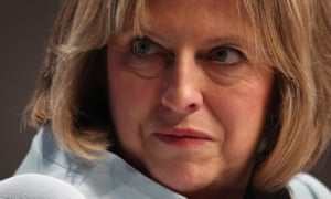 Waiting in the wings: Theresa May as shadow secretary for work and pensions in 2009.
