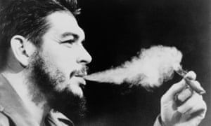 Che Guevara cigar box
