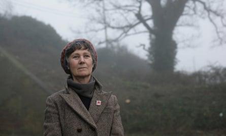 'There weren't a lot of women's groups before Greenham' ... Di McDonald.