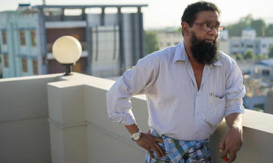 Smar Nyi Nyi, a Muslim businessman and community leade
